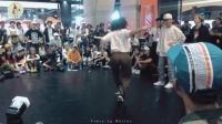 【MKLIKE】戴戴 hiphop 1vs1   舞甲天下2019街舞比赛