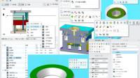 EMX12.0视频教程之浮动工具栏的使用详解(Creo6.0教学)