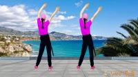 大众健身操《肩上的蝴蝶》原地扭扭腰摆摆臂,减脂瘦身,肩颈舒服