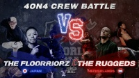 FLOORIRROZ vs RUGGEDS @ BBIC