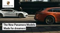 2022 保时捷 Porsche Panamera 宣传片 Made for Dreamers