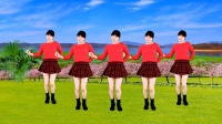 广场舞《归隐天涯》流行热曲,动感32步,附教学