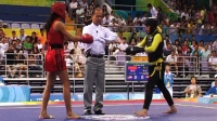 北京2008武术散打比赛 女子项目 01单元 002