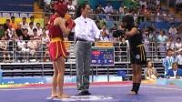 北京2008武术散打比赛 女子项目 01单元 001