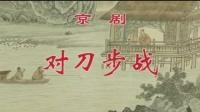京剧《对刀步战》奚中路 陈麟主演 上海京剧院演出(像音像)