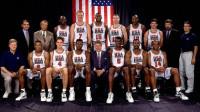美国梦一队1992年巴塞罗那奥运会比赛全纪录 小组赛第一场 美国vs安哥拉