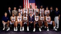 美国梦一队1992年巴塞罗那奥运会比赛全纪录 小组赛第二场 美国vs克罗地亚