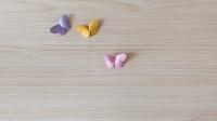 手工折纸教程,带你学习如何折叠漂亮的蝴蝶!