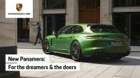 2022 保时捷 Porsche Panamera 宣传片 Dream, Challenge, Do.