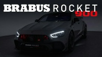 全球限量10台 ! 2022 巴博斯 Brabus Rocket 900 首发宣传片
