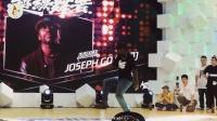 【Mklike】JOSEPH GO Hiphop Judge solo   深圳动漫节csd 街舞比赛2019