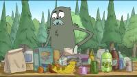 咱们裸熊:所以备用钥匙是食物?