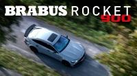 全球限量10台 ! 2022 巴博斯 Brabus Rocket 900 宣传片