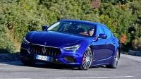 2021 玛莎拉蒂 Maserati Ghibli Hybrid 宣传片
