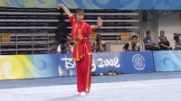 北京2008武术套路比赛 女子拳术 女子长拳 002