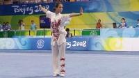 北京2008武术套路比赛 女子拳术 女子长拳 003