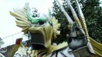 假面骑士圣刃第10集:怪人也能升级形态