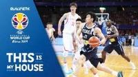 2019男篮世界杯亚洲区预选赛 中国 vs 韩国 (3rd Window)