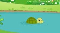 印度童话 第7集 憋不住话的乌龟
