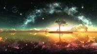 菩提无树 星河璀璨 皆是幻化
