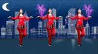 安化清塘艾艾广场舞《甜甜小妹》16步经典步子舞