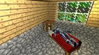 赛罗在家里睡觉,窗户外面有小僵尸怎么办?