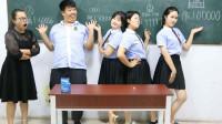 学霸王小九:学校车位紧张,老师统计学生家长车牌号,没想号码一个比一个牛