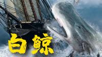 《白鲸》:巨型白鲸伤人无数,船长为报仇与海洋怪兽决战,却全军覆没【锦灰视读71】
