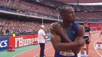 在短跑届你见过比他还嚣张的人吗