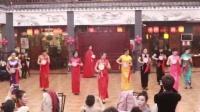 周巷镇体舞协:迎新年晚会:东方旗袍