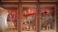 创享奇迹 ·上海爱马仕之家2020冬季橱窗