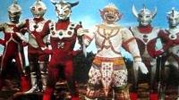 【特摄/科幻】哈努曼与七个奥特曼 1975 国语配音(猴王与七超人)
