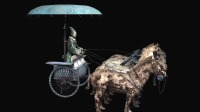 铜车马精湛工艺令人震撼  见证大秦帝国繁盛时代