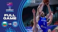 2020.11.29 保加利亚 v 希腊 - 2022男篮欧锦赛资格赛