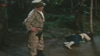1981年歌剧电影《同心结》曲目,伪军军官嚣张跋扈,扬言报复女主