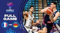 2020.11.29 法国 v 德国 - 2022男篮欧锦赛资格赛