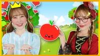 白雪公主爱上女巫的毒苹果!女巫变成了果农?