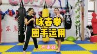 咏春拳教学之圈手的运用