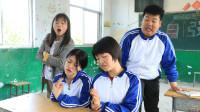 学霸王小九:女同学的手指甲被门夹了,没想被老师误以为涂了指甲油,太有趣了
