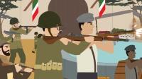 坦克世界动画:在二战中,黑手党和美国军方是如何合作的