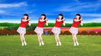 广场舞《今生的唯一》甜歌美舞32步,轻松锻炼身体好