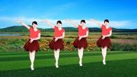 广场舞《最美的花》热情的歌声,欢快的32步,美极了