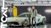 【Tcar試車频道】2021 科尼赛克 Koenigsegg Gemera 静态体验