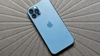 iPhone 12 Pro蓝色机曝光,三星首发屏下摄像头技术