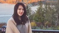 姚安娜原名姚思为,毕业于哈佛大学,曾与比利时王子跳舞