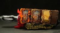 假面骑士Falchion 奇幻世界物语书&无名剑虚无驱动器把玩视频