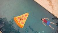紧急救援:游泳池接入50000伏高压,小女孩被困泳池中央
