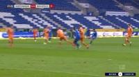 第28分钟霍芬海姆球员克拉马里奇射门 - 被扑