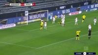 德甲-哈兰德进球被吹罗伊斯失点 默尼耶救主 多特1-1美因茨