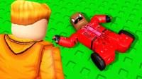 Roblox骨折模拟器:新技能把我打上天!史无前例的一次伤害!